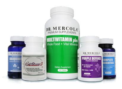 Core 5 Health Pack