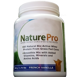 NaturePro Bio-Active Whey Protein