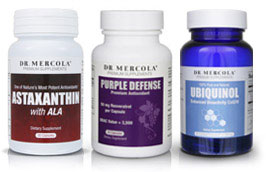 Antioxidant Health Pack